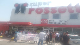 Speakeraggio al supermercato Rossetto di Verona