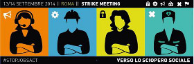 Strike meeting Roma settembre 2014